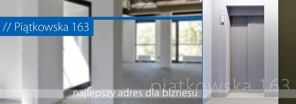 wynajem biur Poznań
